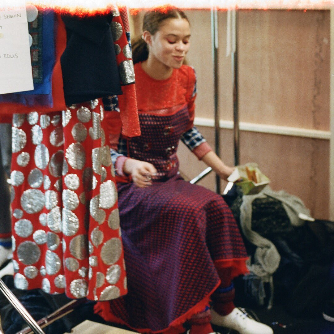 #SadieWilliams is looking for #interns for the lead up to Sept LFW‼️📐✂️💻✏️ 📧: studio@sadiewilliams.co.uk with CV & examples of work for more info  [📷 on film by @lilyjeanbw ] https://t.co/uMkm9OcqSw