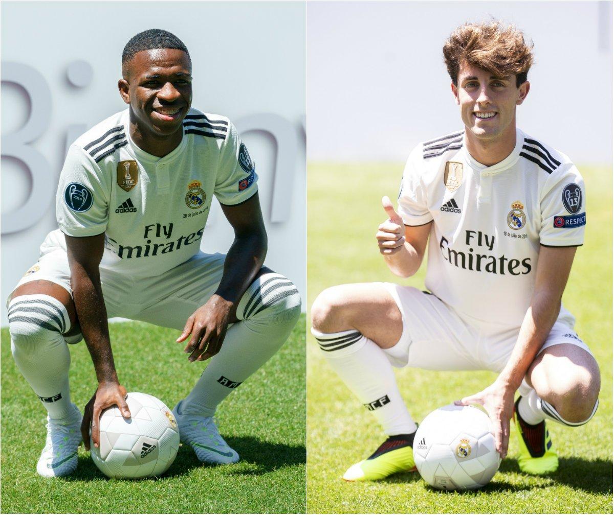 Andriy Lunin becomes Real Madrid's third summer signing after Álvaro Odriozola & Vinícius Júnior ✍  #UCL https://t.co/BIBc5G5z9A