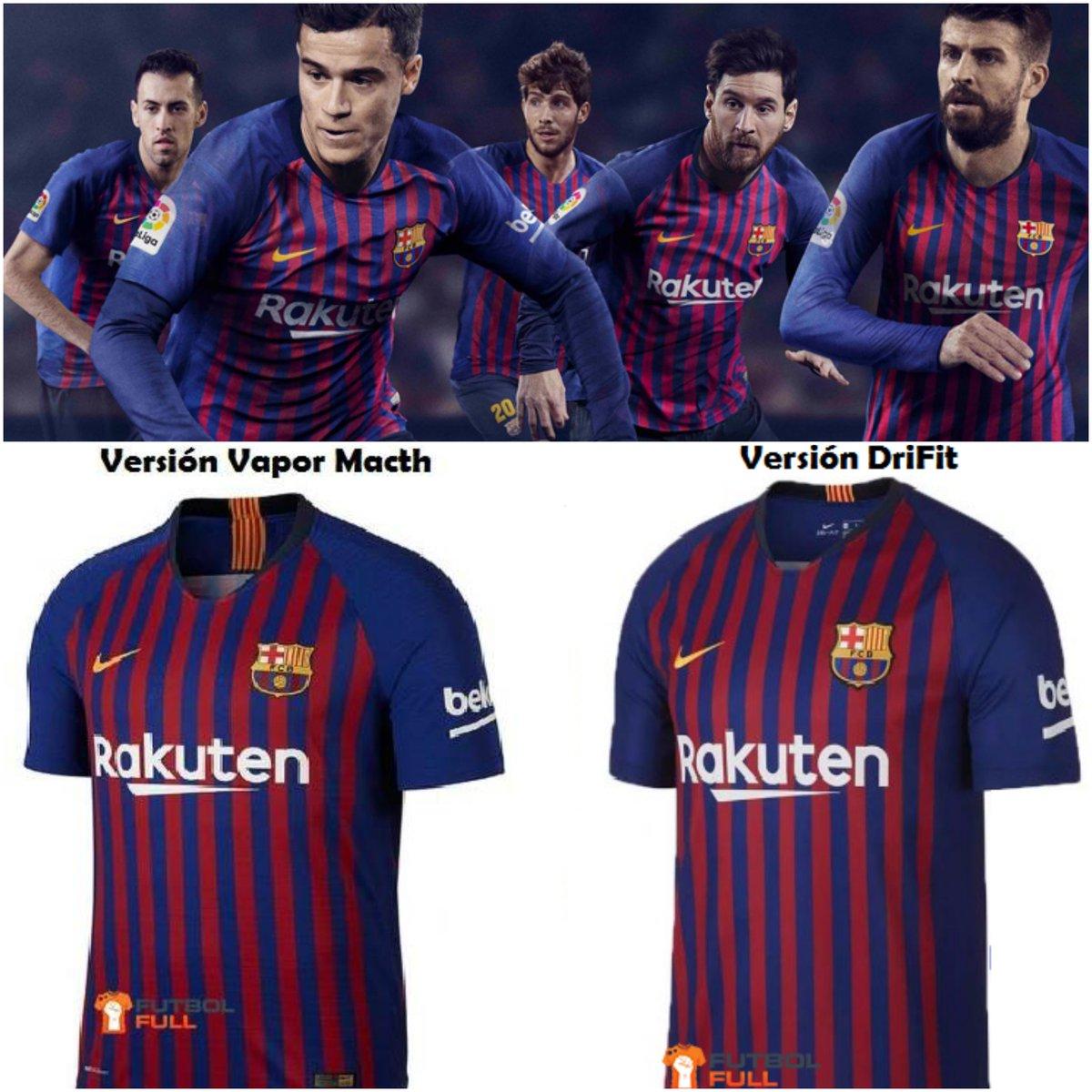 camiseta fc barcelona entrenamiento