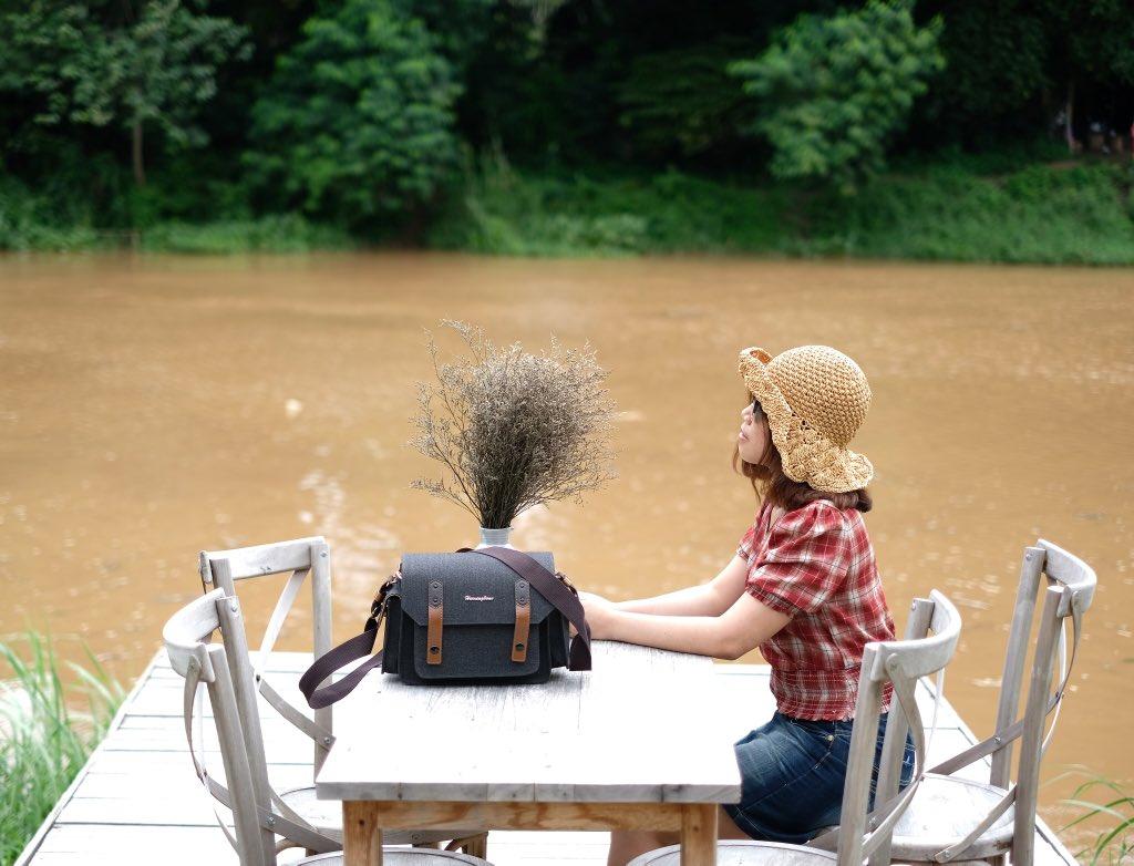 ร้านดี มุมเยอะ   #reviewchiangmai #reviewthailand #รีวิวเชียงใหม่  The Baristro at Ping River<br>http://pic.twitter.com/6Gk4MGMnvX