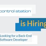 ¡Unete a nuestro equipo! ¡La estación de control está necesitando un desarrollador de software back-end en nuestra oficina #Connecticut! Todos los detalles se pueden encontrar aquí: https: //t.co/1HuPtVW598#JobSearch #JobOpening #Careers #NowHiring