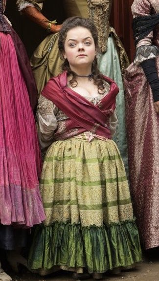 """J from Indy on Twitter: """"Although @GameOfThrones bypassed the Penny  storyline, if they were to cast Penny, Francesca Miles (Cherry) from @Hulu  Harlots would be perfect! This powder keg of personality would"""
