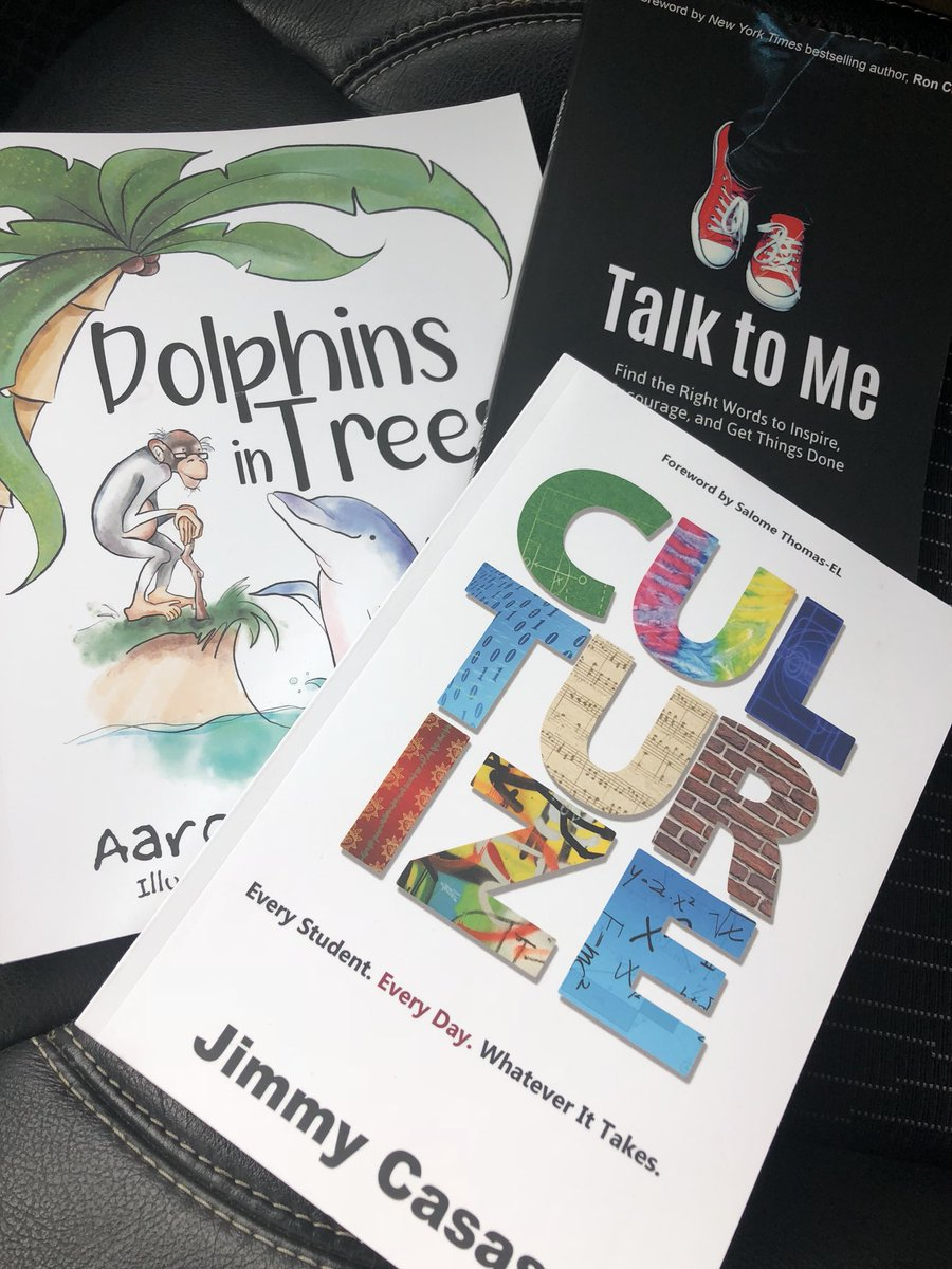 The Amazon fairy came again! This week's reads! #Culturize #TalkToMe #DolphinsInTrees