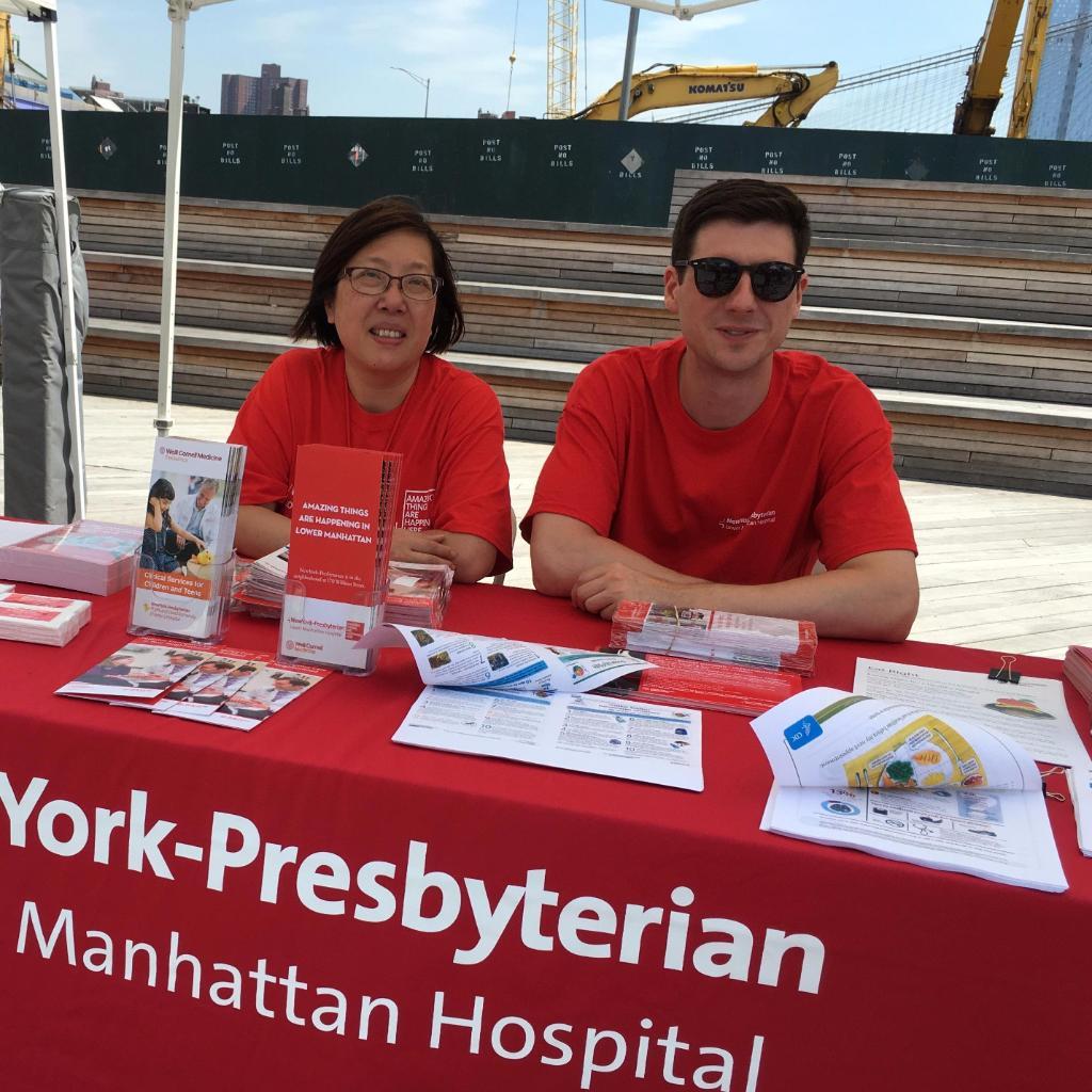 New York Presbyterian Hospital Number Of Employees