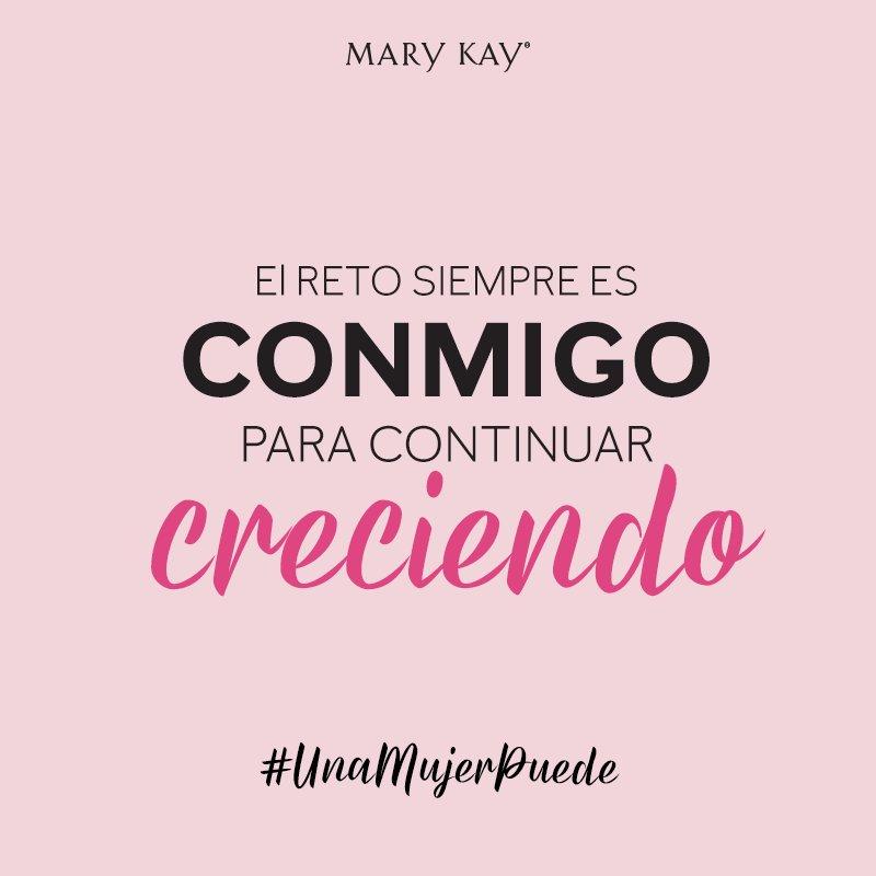 Alejandra nos comparte que la clave para seguir creciendo es retarse a sí misma. #UnaMujerPuede #MiVidaMKDescubre más en: http://bit.ly/2u19JMl