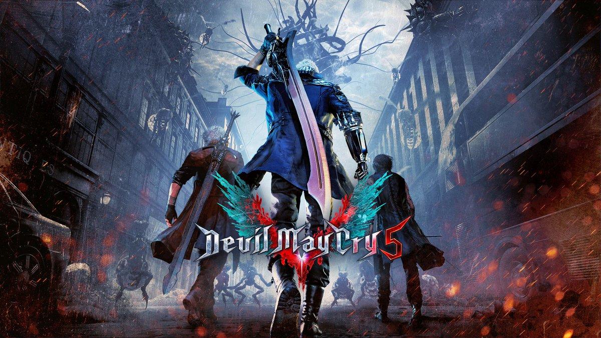 Devil May Cry 5 Gamescom Demo Gets First Details; Resident Evil 2 Also Playable  http:// dlvr.it/QcVXkX  &nbsp;  <br>http://pic.twitter.com/E7Xlf444Bk