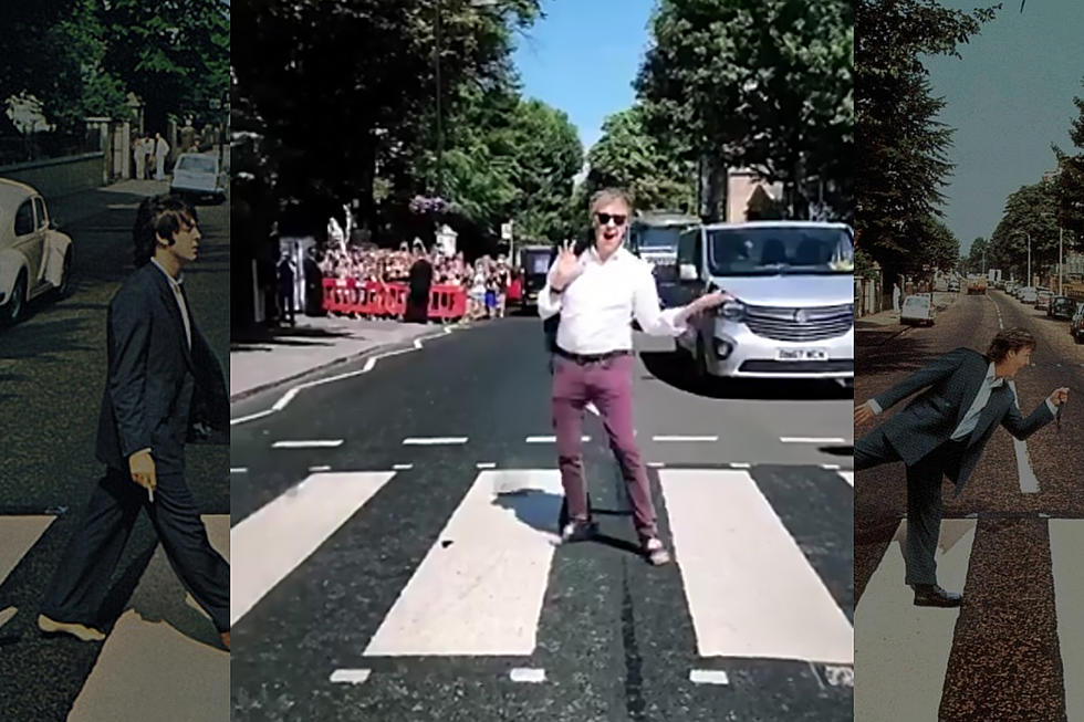 The Beatles Polska: Wizyta McCartneya na Abbey Road + mini koncert