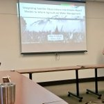 Congratulations to @JillDeines on a successful PhD dissertation defense this morning!
