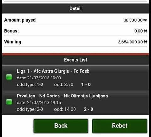 Get a sure game from bet9ja office Today  (@HookGet) | Twitter