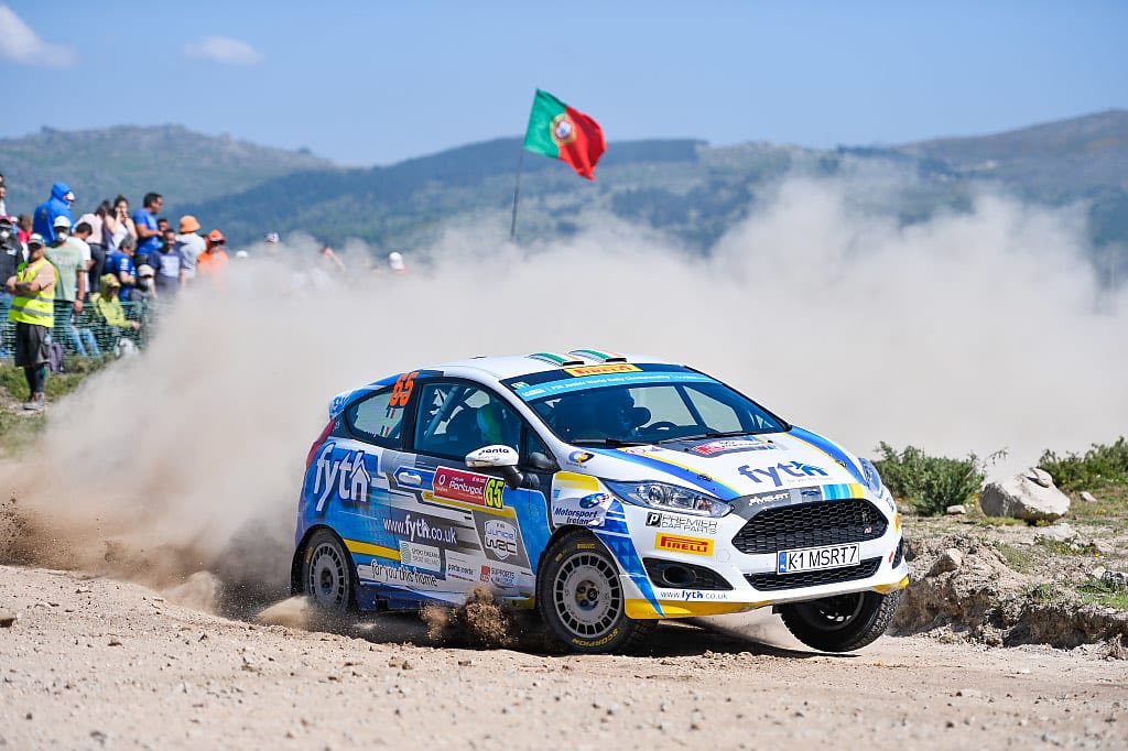 We are back in @JuniorWRC action this weekend for the most famous rally of them all @RallyFinland ! Can't wait to give these iconic stages a good go and be back mixing it at the front like in Portugal.  <br>http://pic.twitter.com/vJChGn2n7G