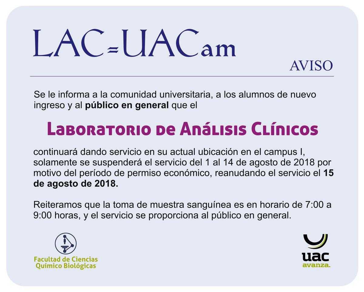 FCA - UACAM (@uacamfca) | Twitter