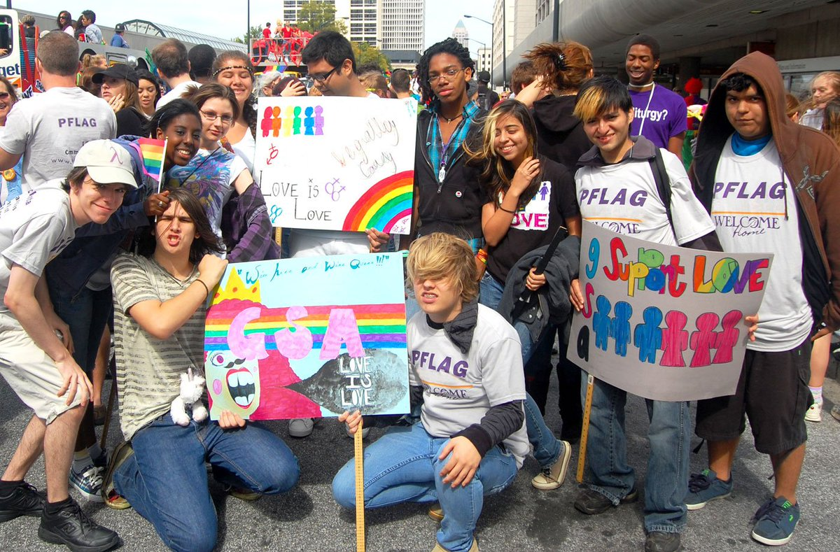 PFLAG National Celebrates 45 Years of Saving Lives, One Family at a Time