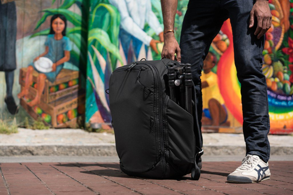 Peak Design goes back to Kickstarter to launch $299 travel backpack by @mjburnsy
