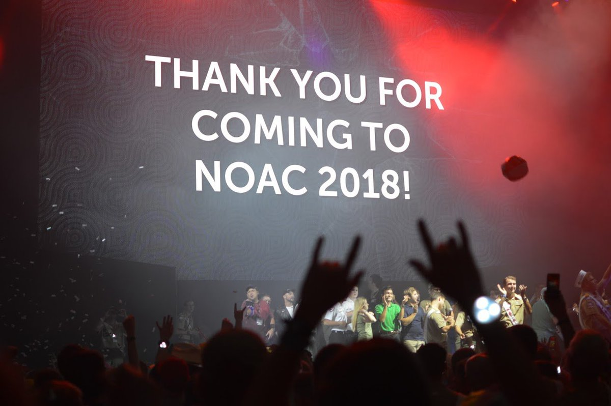 Meet The 2018 DSA Recipients - NOAC 2018