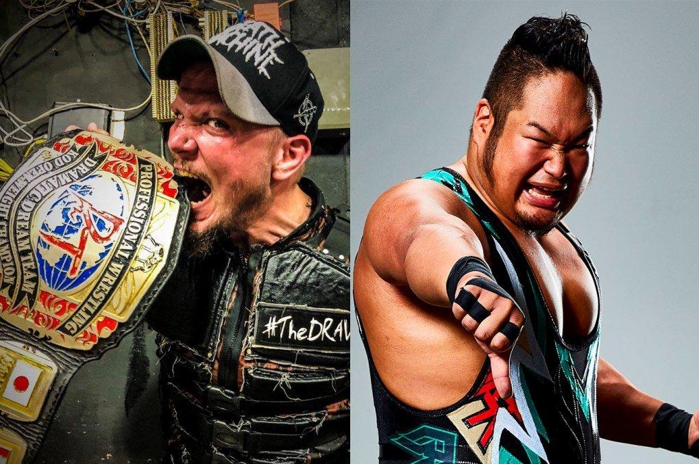 Termina el drama, Shigehiro Irie recupera el título principal de DDT 2