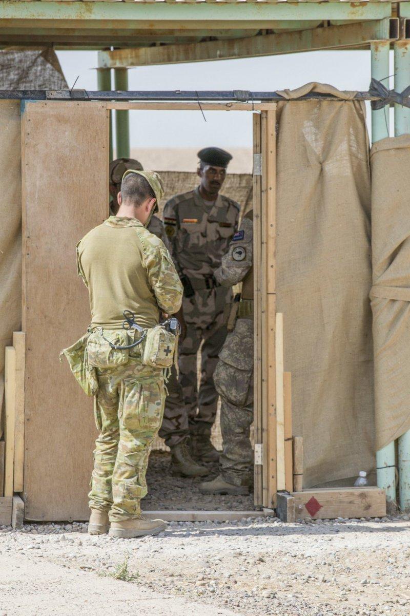 جهود التحالف الدولي لتدريب وتاهيل وحدات الجيش العراقي .......متجدد - صفحة 3 Dj-oCNzV4AAKucO