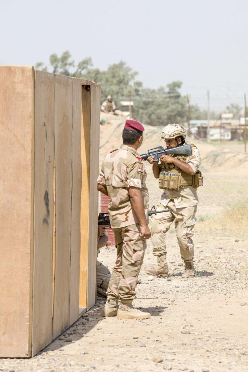 جهود التحالف الدولي لتدريب وتاهيل وحدات الجيش العراقي .......متجدد - صفحة 3 Dj-oGV3UwAQhHnE