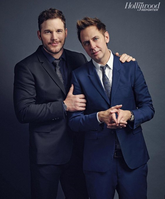 Happy Birthday James Gunn and I love you always from Japan