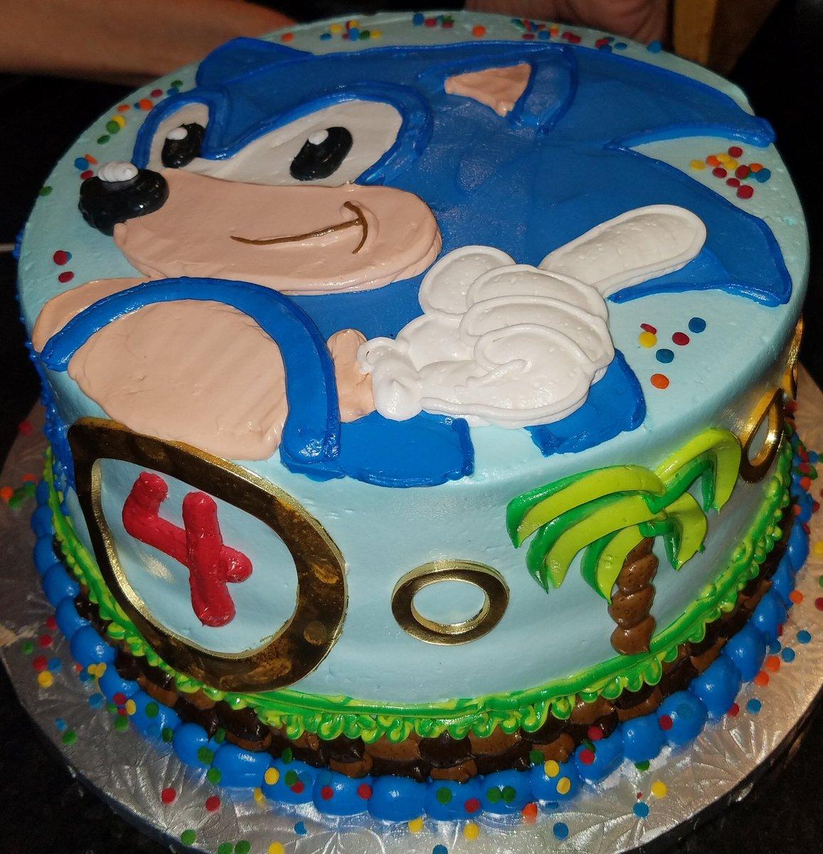 Darth Gibbious Twitter My Nephews Birthday Cake Changed His