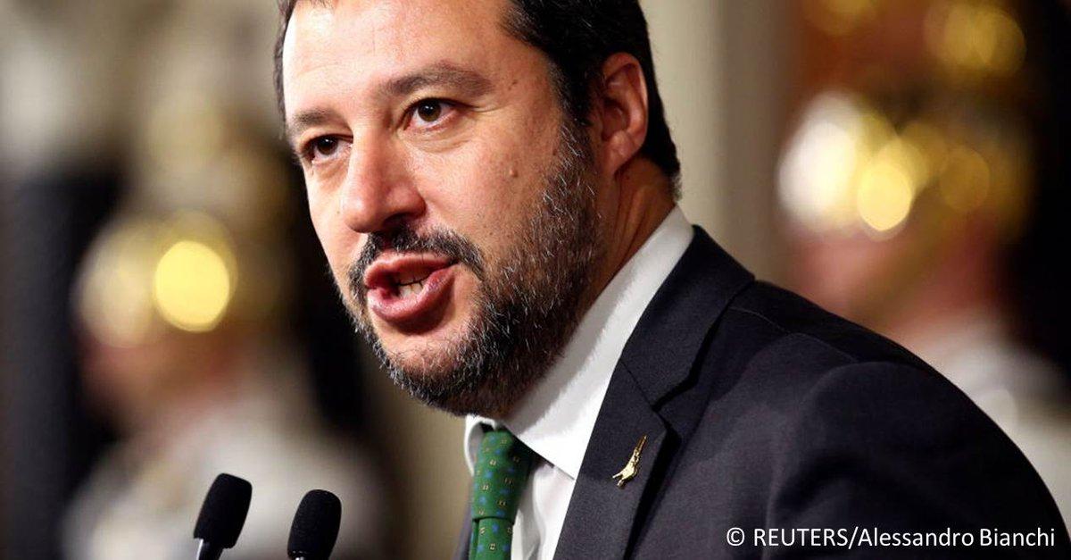 Crise migratoire: l'Italie s'est dite prête à financer la lutte contre l'immigration clandestine https://t.co/5F3tJyTavX