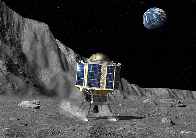 SLIM - Mission de l'atterrisseur lunaire (2021) Dj0_N5qXsAAz0_8
