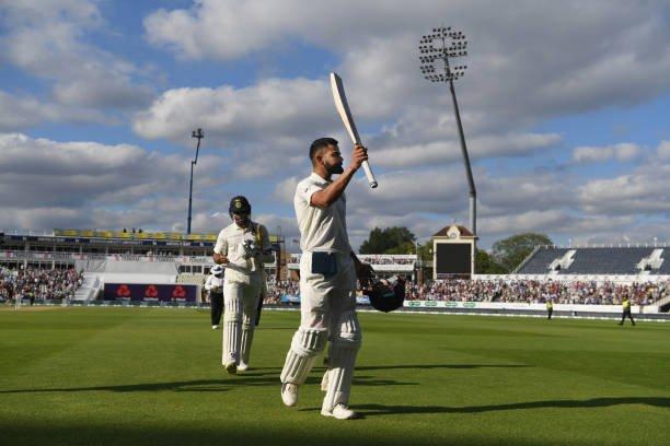 #ENGvIND #INDvENG #ICCTestRankings @imVkohli becomes No. 1 ranked Test batsman Full Story: cricketcountry.com/?p=732644