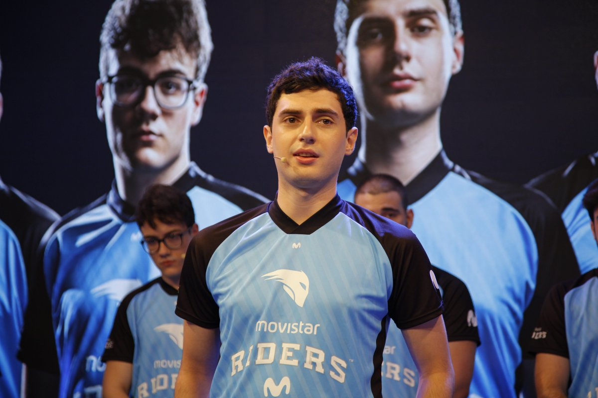 Syman Gaming - Movistar Riders