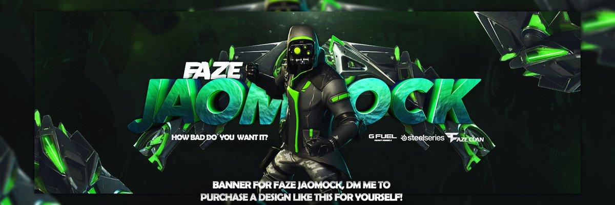 On Twitter Banner For Jaomock New Archetype Themed Fortnite