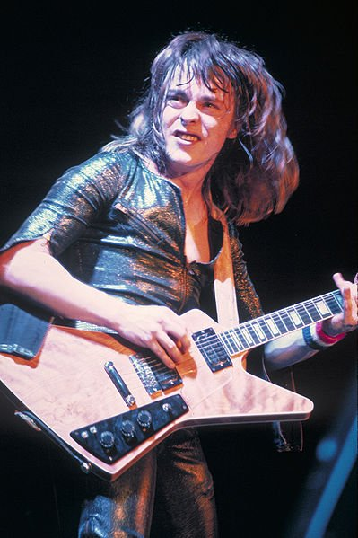 Rick Derringer: Happy Birthday to you, Rock and Roll, Hoochie Koo!