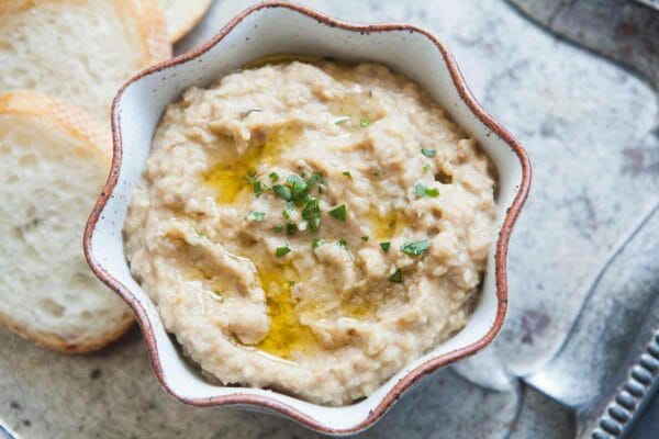 Eggplant Dip (Baba Ganoush)   More here : https://t.co/joTFKQ0Ep6 #Recipes https://t.co/ZcsA8TacOS