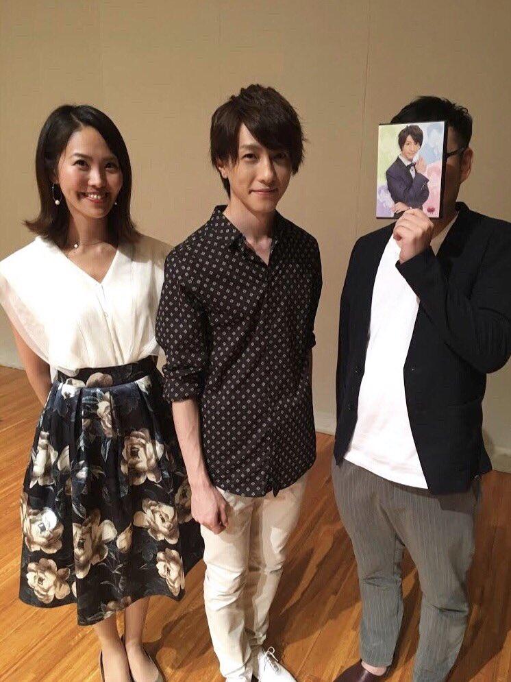 【御礼】イベントが無事に終了しました!ご来場頂いた皆さまありがとうございました!写真は鈴木さん、前田