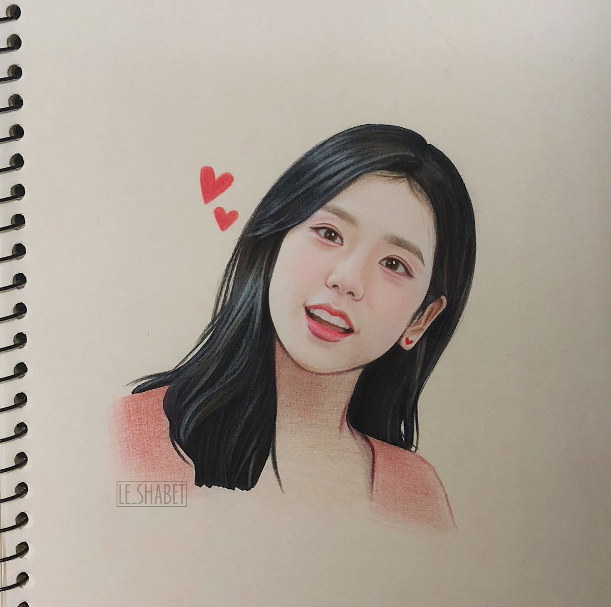 My fan art of Jisoo part 2 #blackpink #Jisoo⁠ ⁠ #blackpinkrosé #블랙핑크 #지수 #jisoofanart #blackpinkfanart
