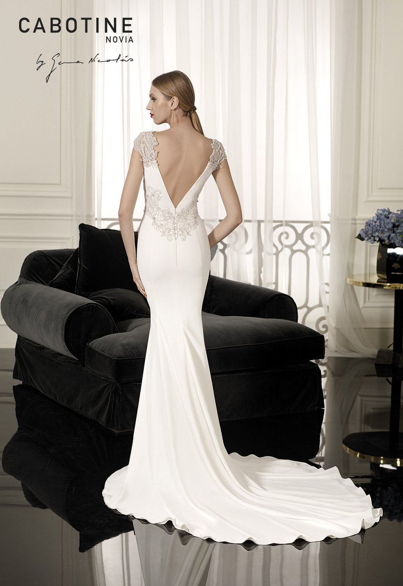 Cabotine Uk On Twitter Inspired By The Ultra Glamorous Art Deco Style Wedding Dresses Of 20s And 30s Angers Weddingdress Exudes Timeless