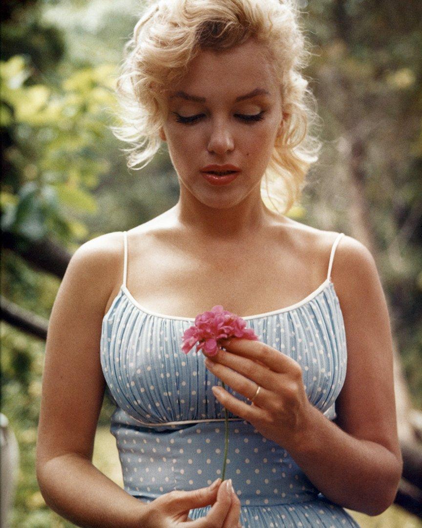 Twitter Marilyn Monroe nude photos 2019