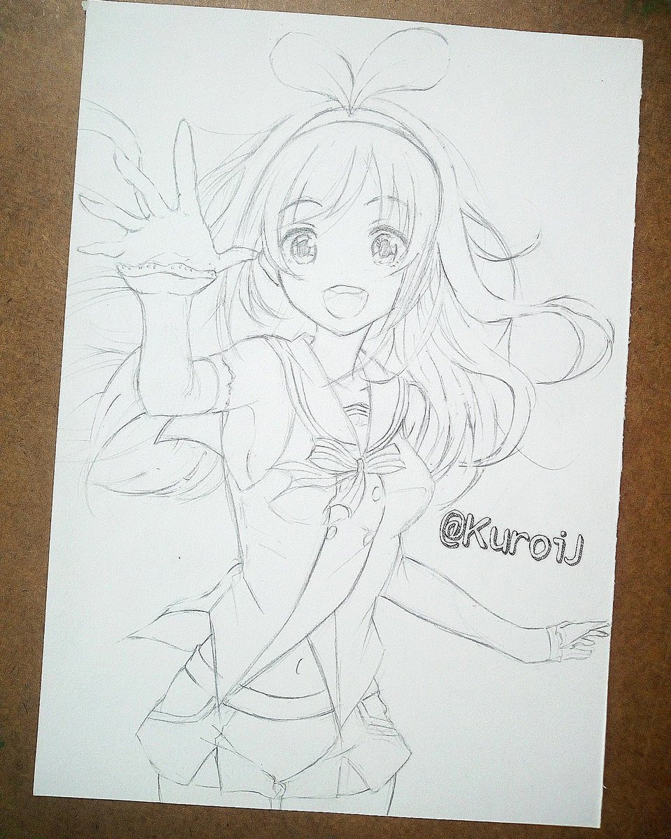 Kuroij A Twitter She Is Funny And Cute Let Me Draw You