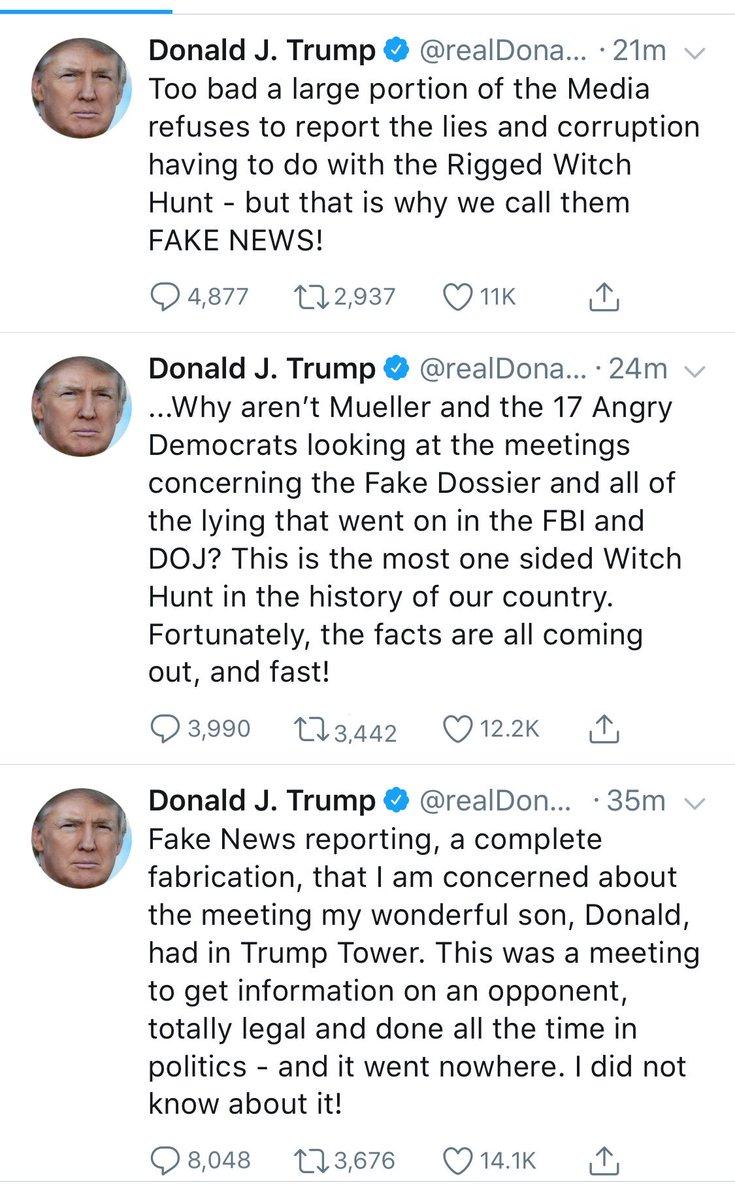 trumps sunday morning tweets - 735×1200