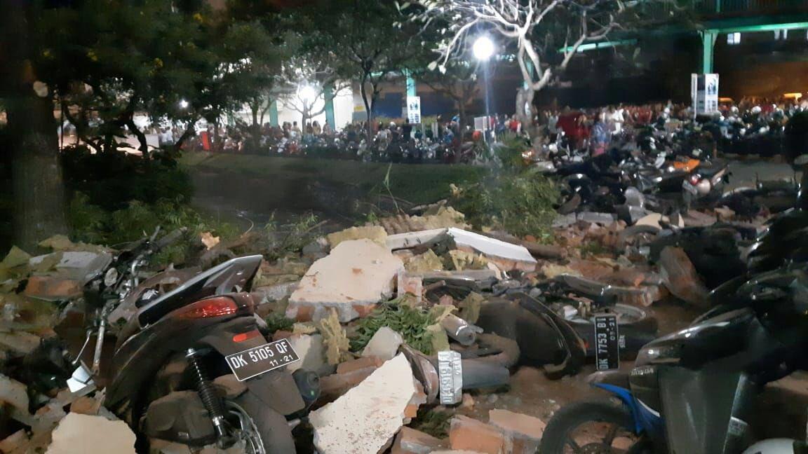 82 dead in Indonesia quake
