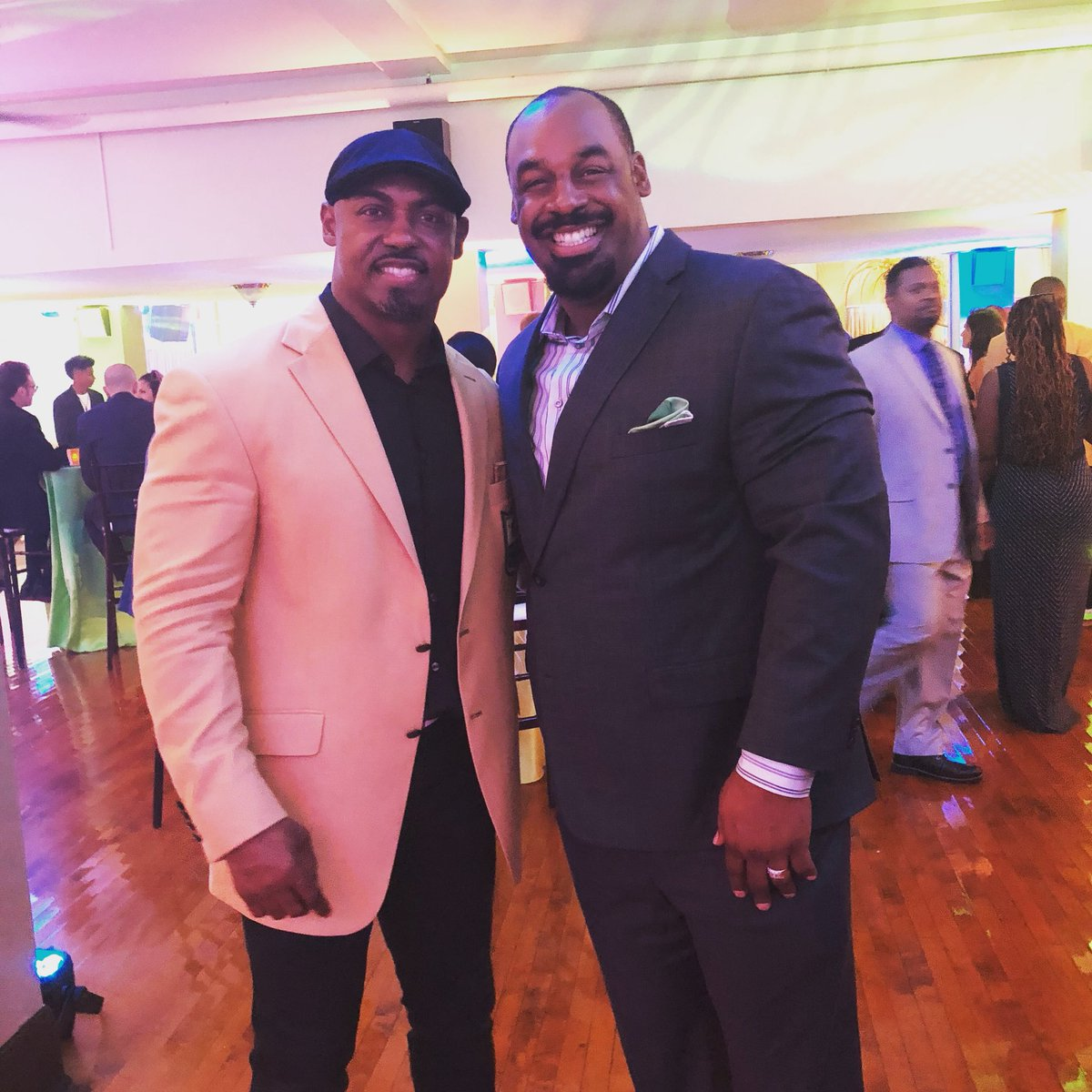 Donovan Mcnabb On Twitter So Proud Of At Briandawkins And His Family
