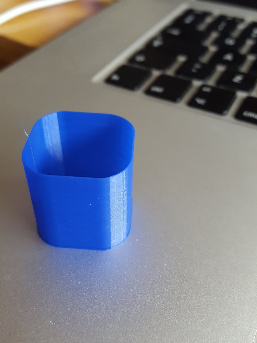 Think It's time to #3Dprint something else  ...