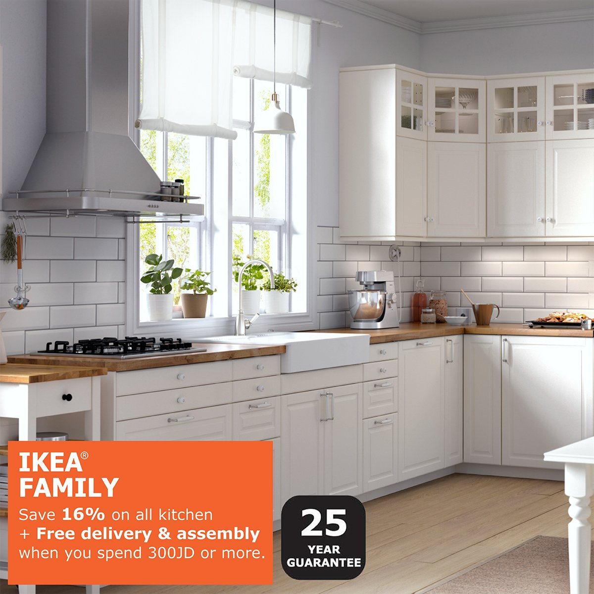 Ikea Kitchen Jordan - Home and Aplliances