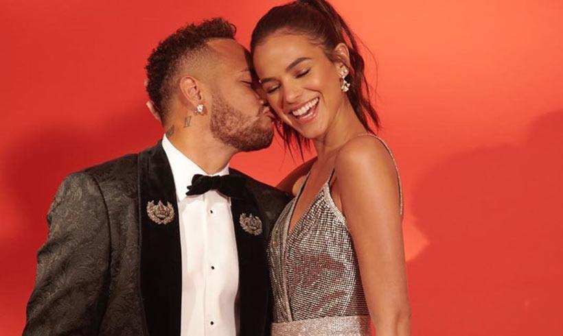 cac8f0459ec La romántica felicitación de Neymar a Bruna Marquezine por su cumpleaños.  https