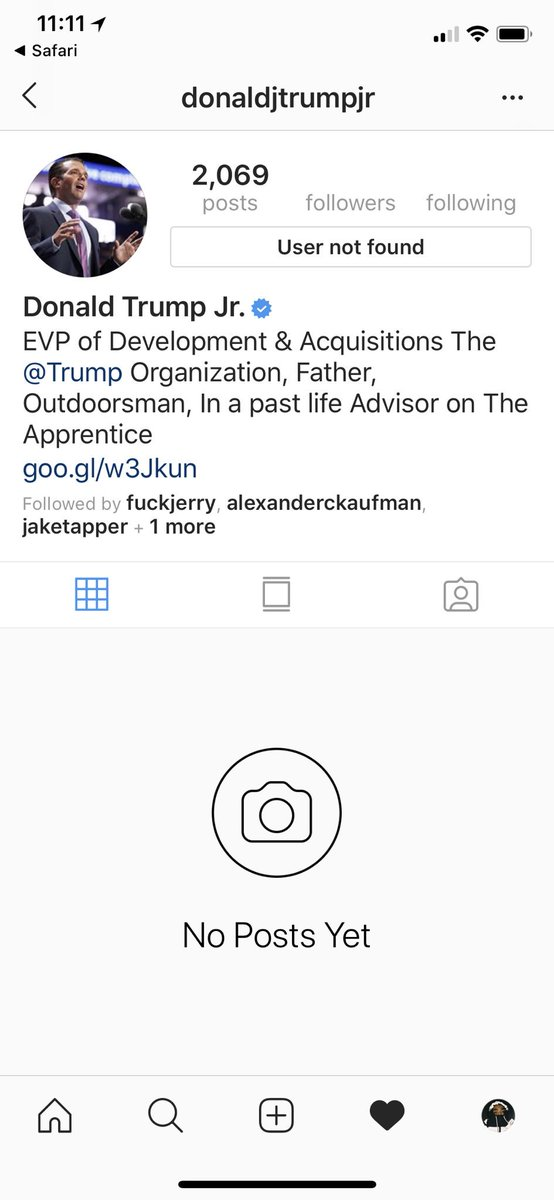 I Got Blocked From Following On Instagram