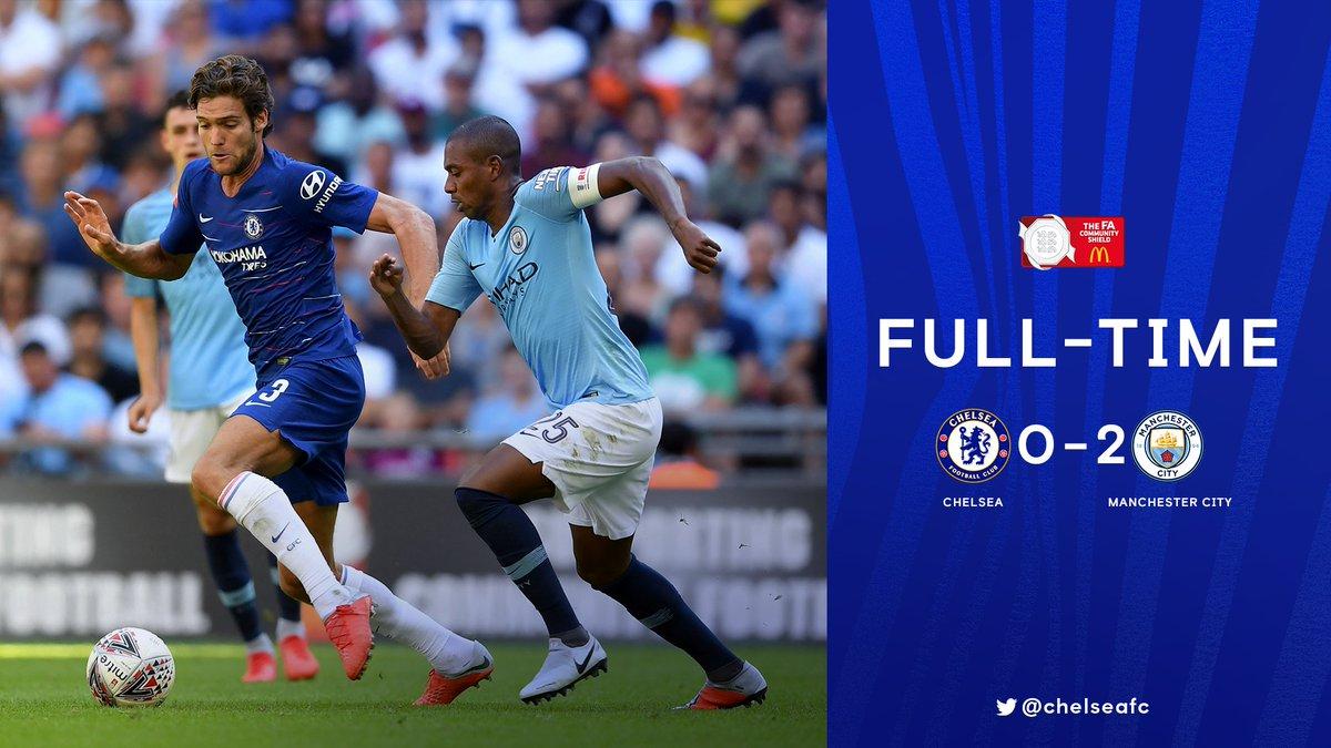 Man City-Chelsea