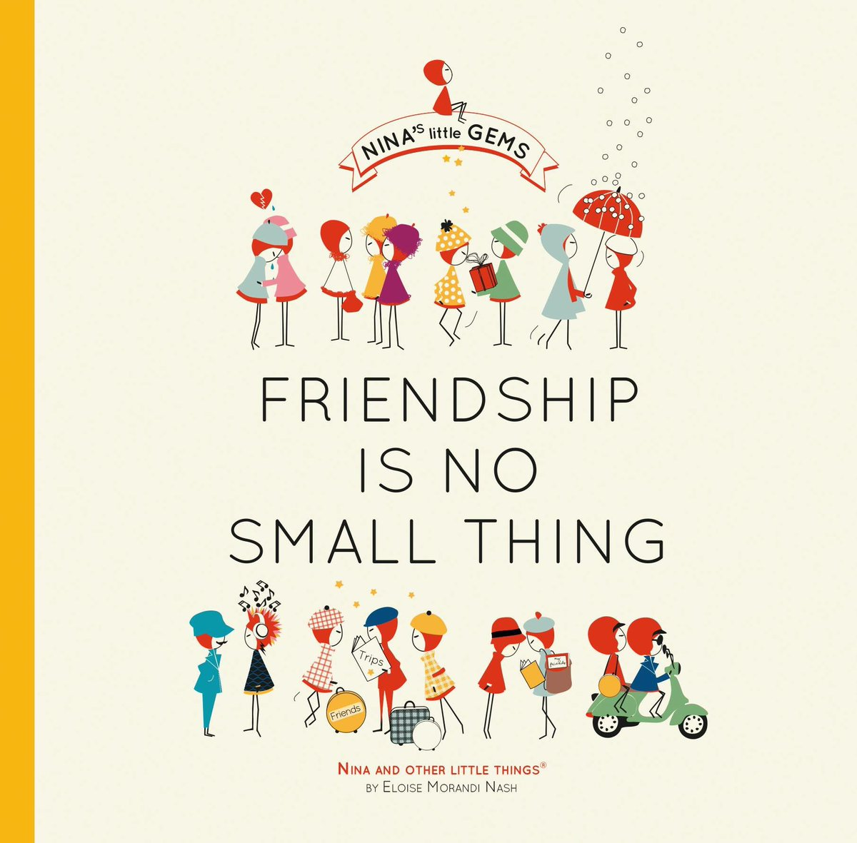 Celebrate National Friendship Day. Tell a friend how much they mean to you today. We have many gift books that are perfect to say thank you for being a friend. Wherever books are sold. © Sellers Publishing, Inc. All Rights Reserved #NationalFriendshipDay #SellersPublishing