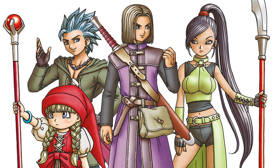 Creative Uncut On Twitter Check Out Our New Gallery Of 28 Artworks From Dragon Quest Xi Echoes Of An Elusive Age Featuring Character Designs By Series Artist Akira Toriyama Https T Co Jwwlx8jit1 Https T Co Yedzcjkyms