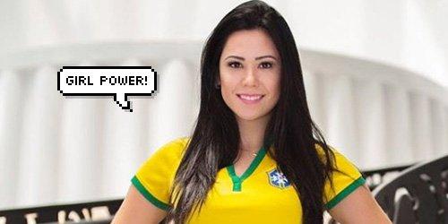5b87e42988 Raquel venceu o machismo em casa e agora é referência no Futebol Freestyle  https
