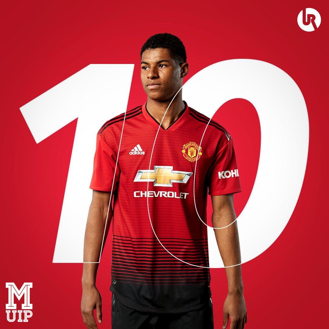 Man Utd bất ngờ trình làng số 10 mới