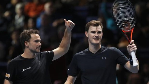 Jamie Murray and Bruno Soares have won the Washington Open doubles title.  Read��https://t.co/inCSDx72c4 https://t.co/Bxrr1ehNZd