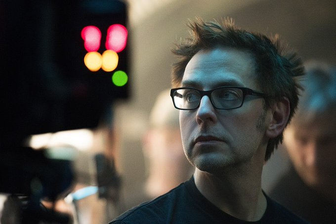Wishing a happy birthday to director/screenwriter James Gunn!
