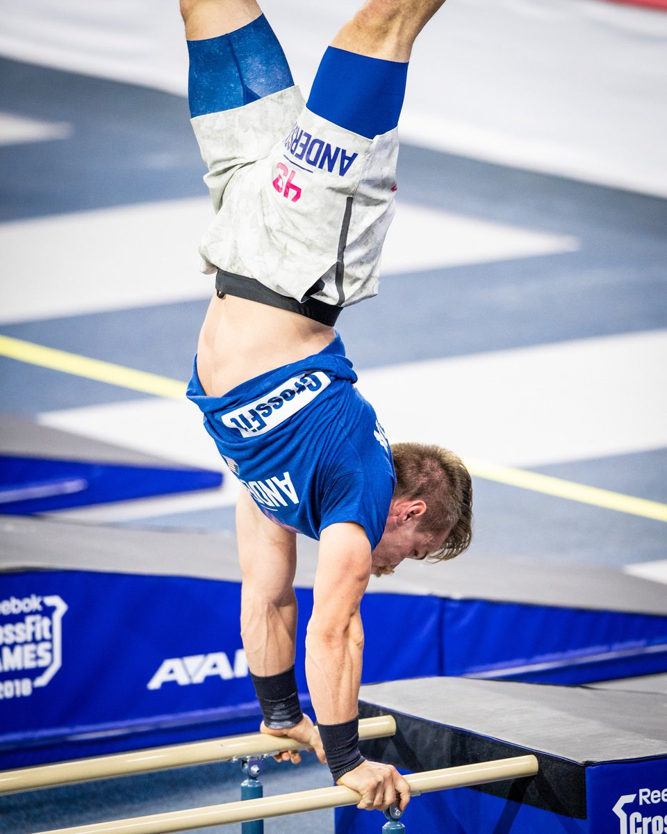 Image result for crossfit games 2018 handstand walk